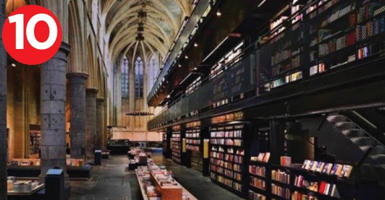church to retail