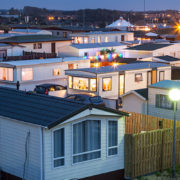 mobile home park