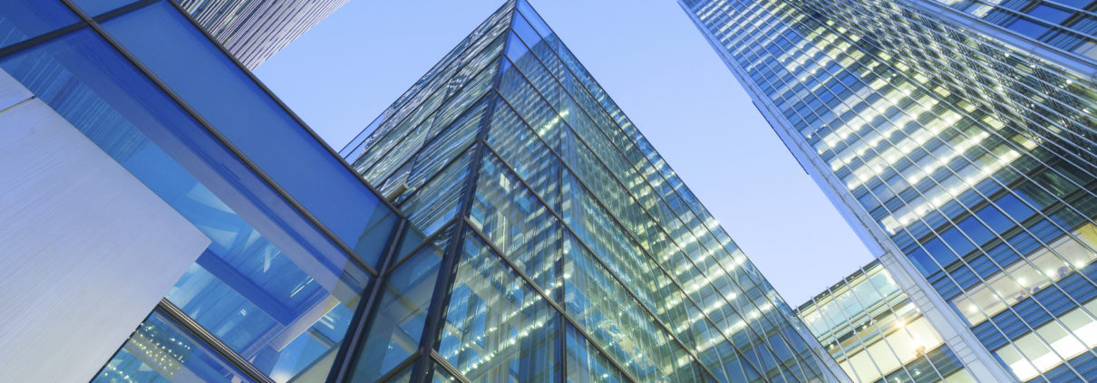 office-glass-towers
