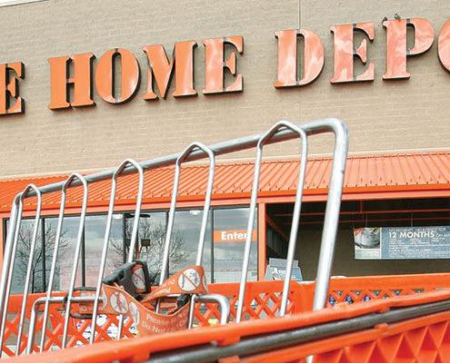 home depot-
