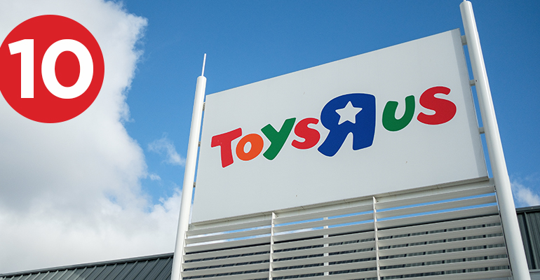 ten must reads Toys R Us