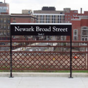Newark broad street station