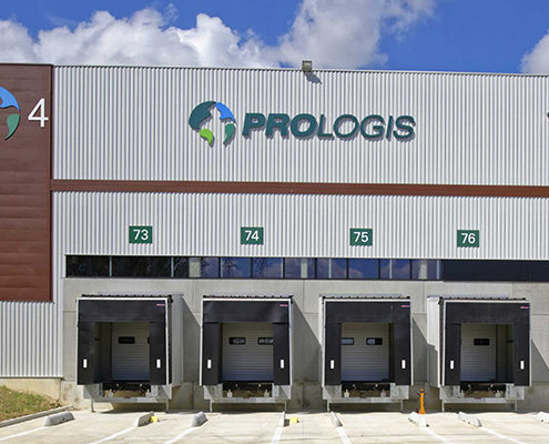 Prologis warehouse