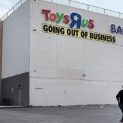 Toys R Us bankrupt