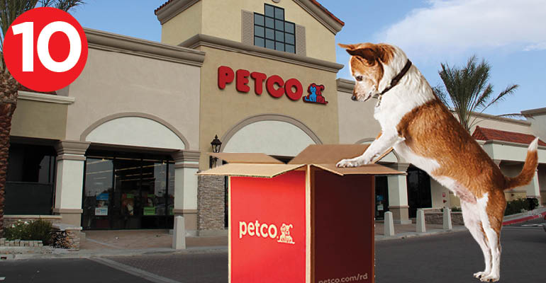 petco and dog