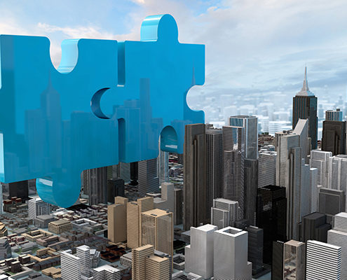 real estate merger and acquisition