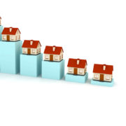 home prices down