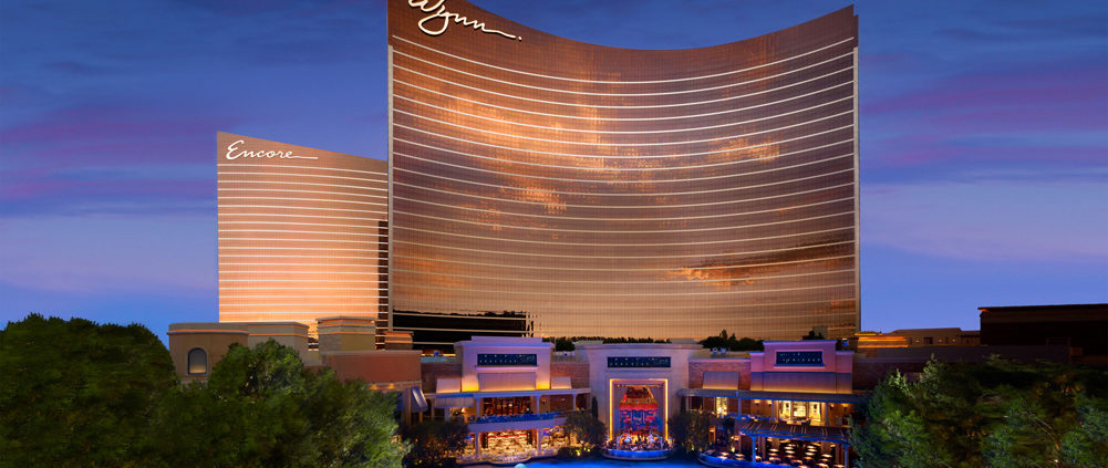 Wynn resort in Las Vegas