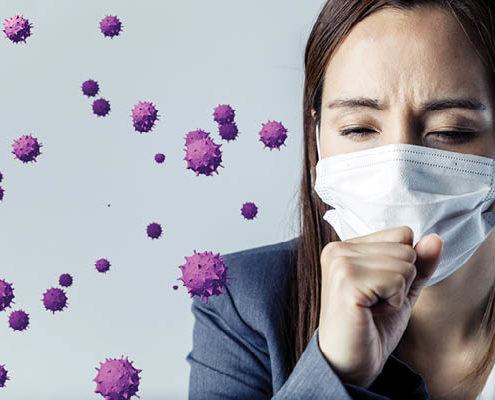 corona-mask cough