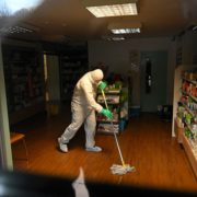 covid 19 cleaning