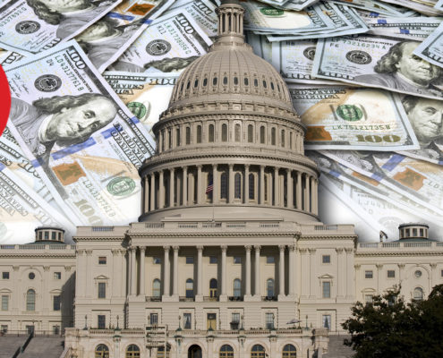 capitol building money