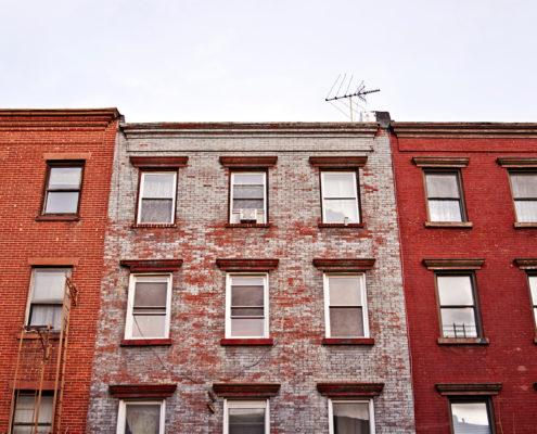 apartment buildings exterior
