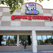 Chuck E Cheese's restaurant