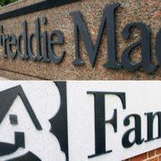 Fannie Mae Freddie Mac signs