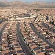 las vegas residential neighborhood