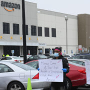 amazon workers strike