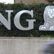 ING group sign