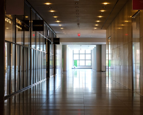 closed mall