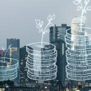investing cityscape