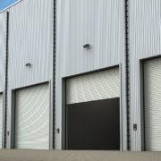 warehouse exterior