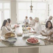 Multi-Generational kitchen