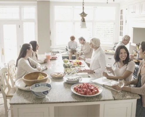 Multi-Generational kitchen