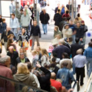busy mall