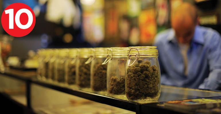 marijuana store