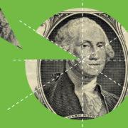 dollar pie divided