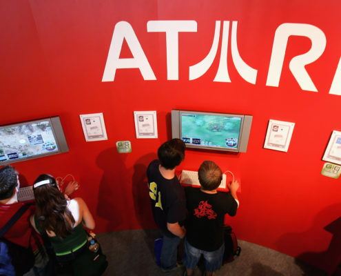 atari games-Andreas Rentz Getty Images 53404023.jpg