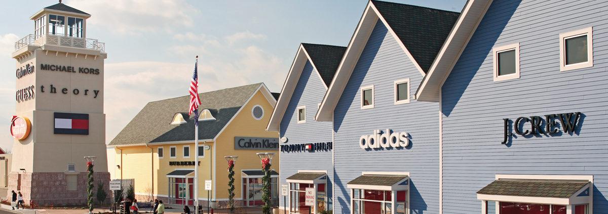 Jersey Shore Premium Outlets
