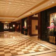 essex house NYC lobby