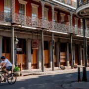 New Orleans closed properties