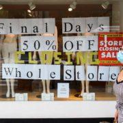 closing retail pandemic