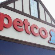 petco store sign