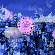 COVID-19 city graphs
