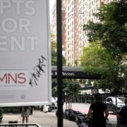 apartments for rent sign