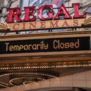 Regal Cinemas sign