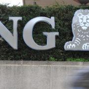 ING group sign